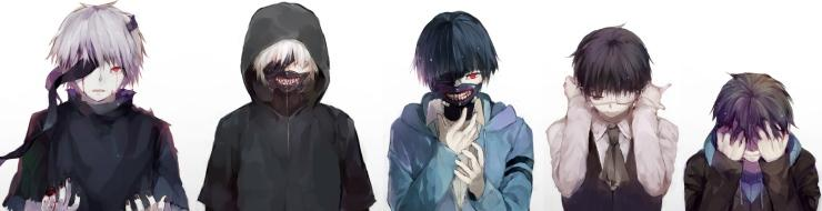 Tokyo Ghoul | SDG Library